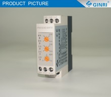 GINRI JVRD-380W Over Under Voltage Protection Voltage Monitoring Relay