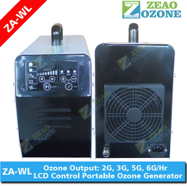 Home used fruit and vegetable sterilizing/ disinfect ozone generator machine