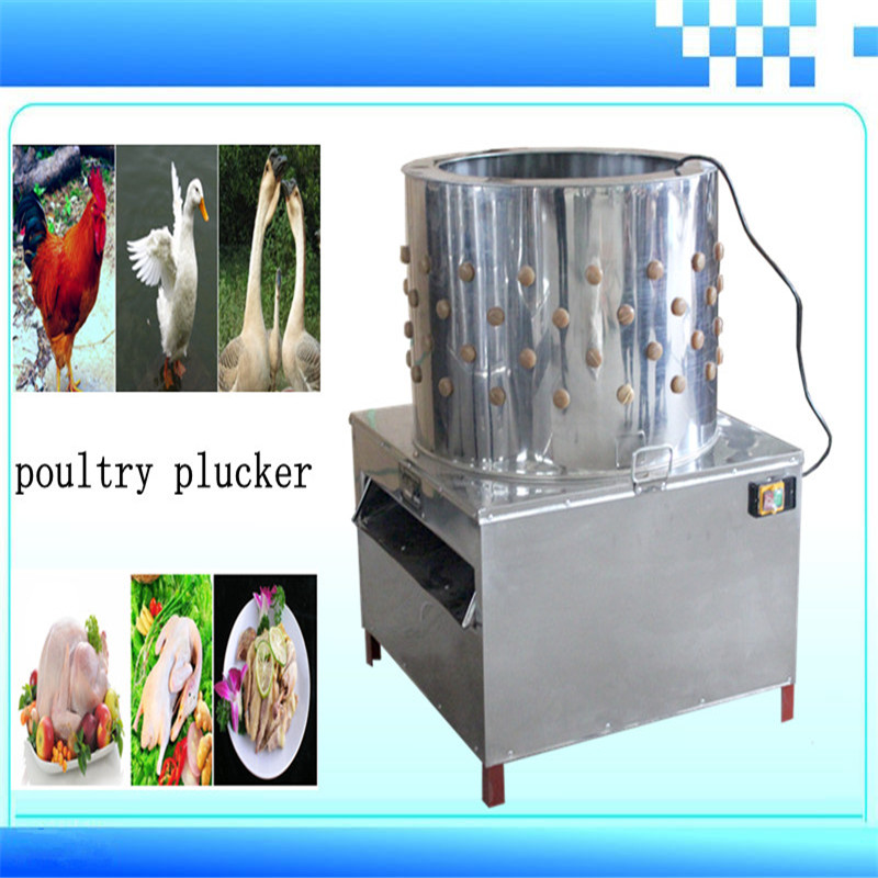 Hot sale chicken plucker/ poultry/duck feather removal machine/plucking machine