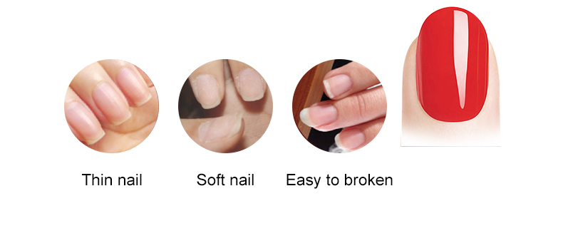 Nail Suppliers UV Gel Thin Builder Gel Polish with OEM/ODM Service Private Label Long Lasting Effect