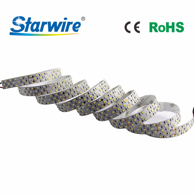 hot 2.5m 3 row multi row led strip 2835 OEM/ ODM welcomed