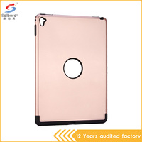 Armor cool color low price free sample case for ipad cover 2016