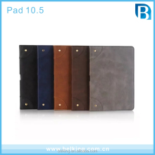 New For Ipad 10.5 inch 2017 Retro Leather Case With Card Slot Wallet