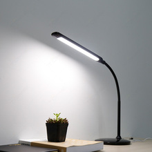 High Quality Led Torch Light Aluminium LED Desk Table Lamp Adjustable Angle