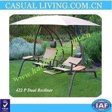 Sunset Dual Reclining Lounge Swings