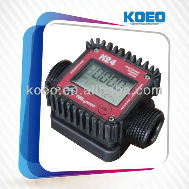 High-Performance Fuel Pump And Flow Meter,K24 Fuel Flow Meter