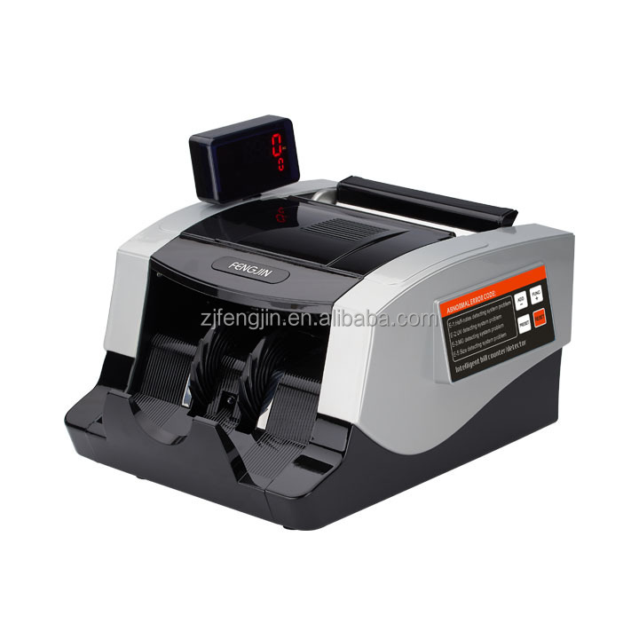 automatic money counting machine