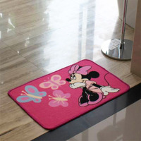 Anti-slip Latex Backed Bath Mats with Low Price