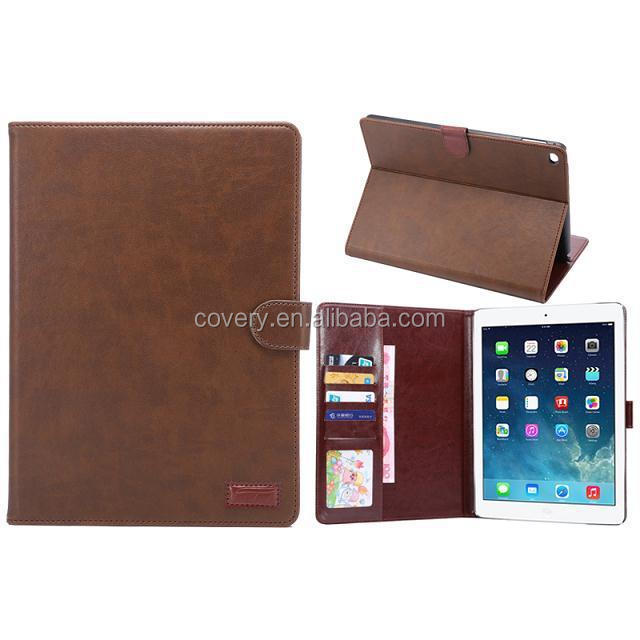 For iPad Mini 1/2/3 Crazy Horse Case