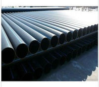 SDR 17 110 mm hdpe pipe for water supply and drainage