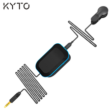 KYTO original accurate HRV mobile heart rate monitor sensor with ear clip