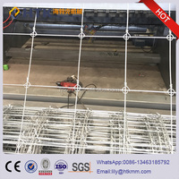 Fully Automatic Fixed Knot Game Fence Machine HTK-3000 (Direct factory)