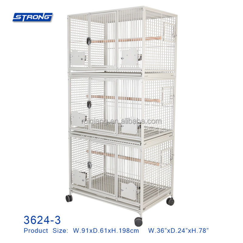 3624-3 Parrot Cage