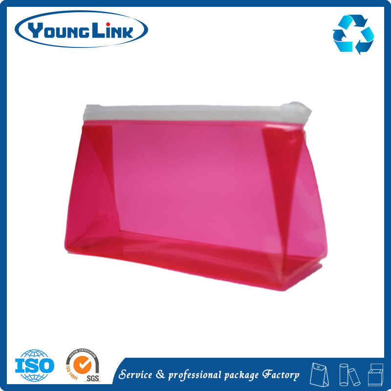 Top consumable products plastic bags with adhesive tape