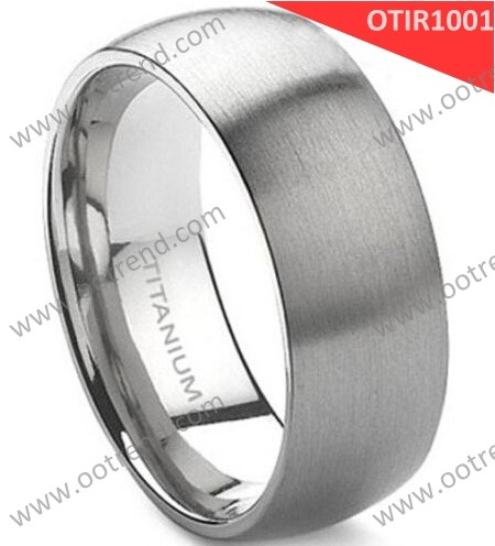 dropshipping Classic Design Titanium Rings