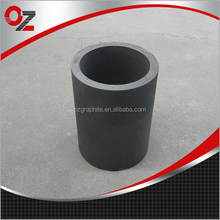 strong oxidation resistance graphite crucible for melting and casting