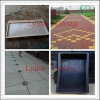 Round glass fiber reinforced manhole cover Mold