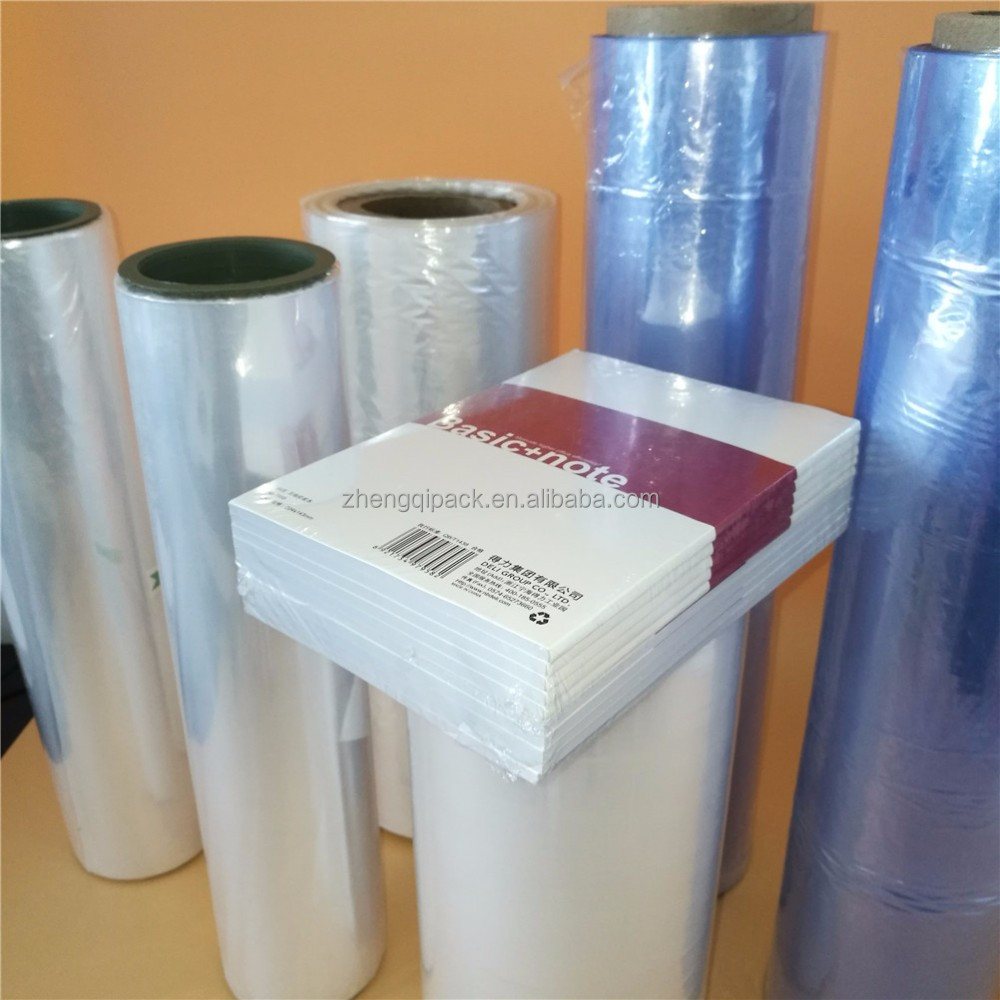 High shrinkage pvc plastic shrink wrap film