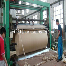 China manufacture popular small and medium size kraft paper making machine
