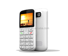 factory wholesale senior 2.0 inch big keypad gprs cell mobile phone with big sound