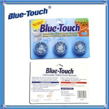 3 Packs Hot-sale Blue-touch Automatic Toilet Bowl Cleaner Detergent