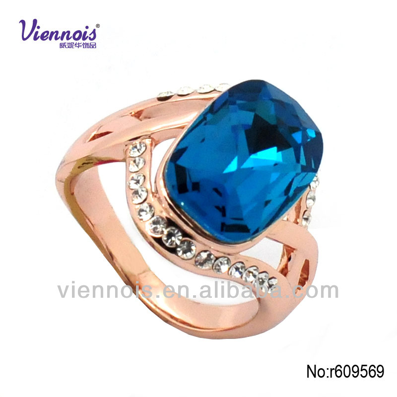 Wedding jewelry neelam stone ring for women