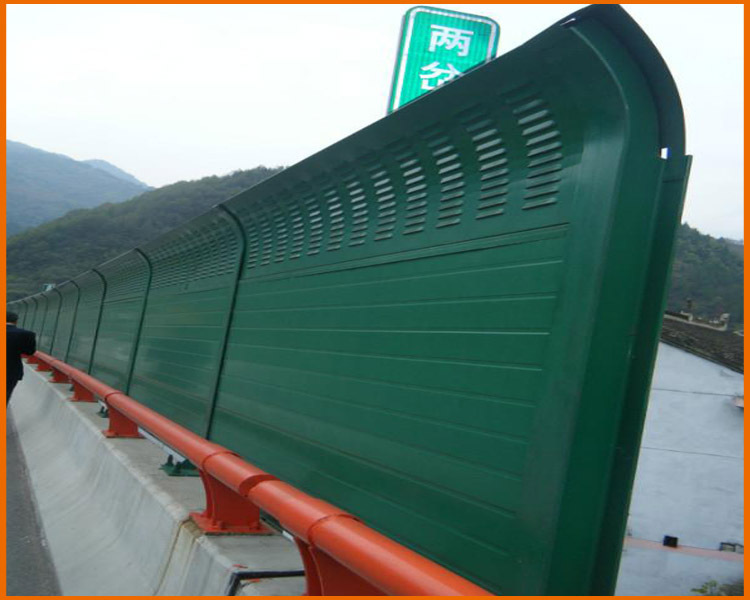 Factory sale highway noise barrier,sound barrier wall,sound absorbing panel