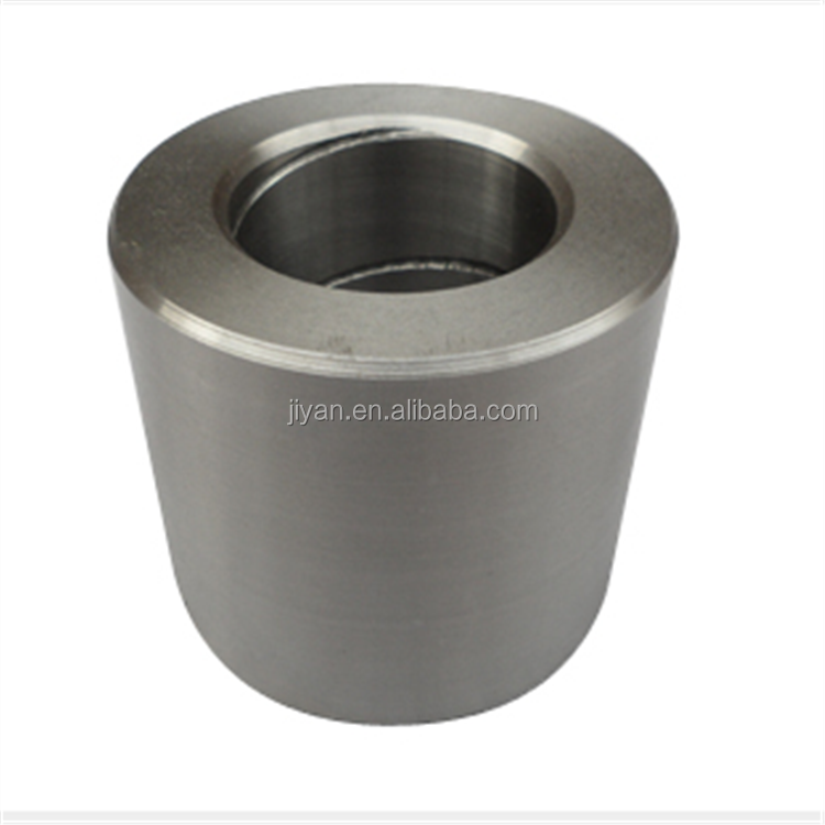 high polished threaded hardened stainless steel screw sleeve,shaft/rod/axle/spindle bushing