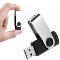Wholesale Twist USB Flash Drive 8GB