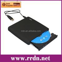 USB2.0 external DVD RW writer CD rom DVD burner drive A13 for notebooks