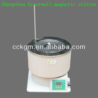 Integrated thermostatic HWCL-5 magnetic stirrer