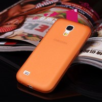 0.3mm Ultra thin phone case for samsung galaxy s4 mini i9190