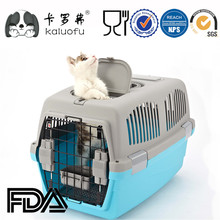 Dog Cage Carrier Pet Carrier Airline Approved For Dogs, Cats