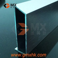 aluminium profile for kitchen cabinet handle partition sliding door