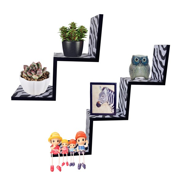 New home decoration Wall rack flower display stand