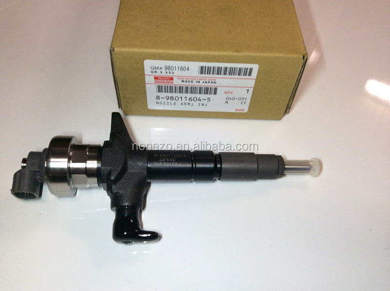 095000-6980 095000-6983 095000-6100 Common Rail Injector for 8980116040 8980116045