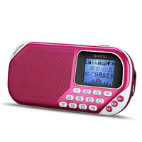 Portable Mini Mp3 Player with FM stereo radio SD-S228