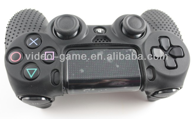 for PS4 controller game accessories silicone case for Play Station 4