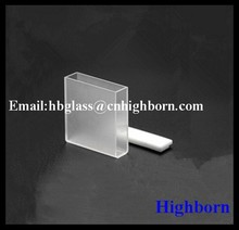 Uv cellule de Quartz Quartz optique Cuvette Cuvette Lovibond