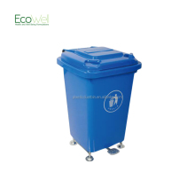 50Ltr Safety And Environmental Wheelie Bin Toy For Children With Pedal