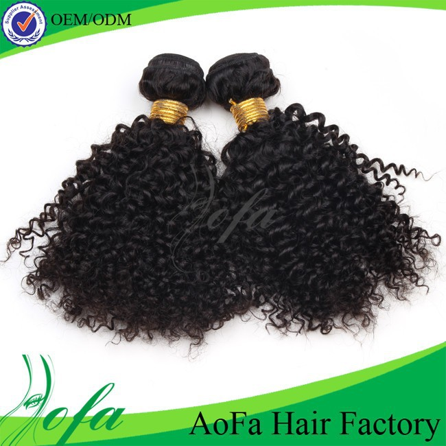 Full cuticle natural color hot sale 100% virgin indian natural curly hair