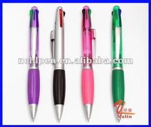 VAA-134 multi colored plastic pen for promotion