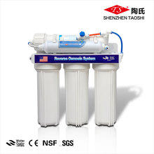 10 Inch 5 Stage Tensa Water Filter Machine For UF Water Filter System