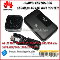 New Arrival Original Unlock 150Mbps HUAWEI E5770 4G LTE WiFi Device With Sim Card Slot With RJ45 And USB Port And Power Bank