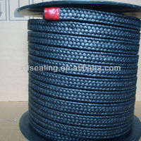 Graphited PTFE Packing/ptfe cord/ptfe rope