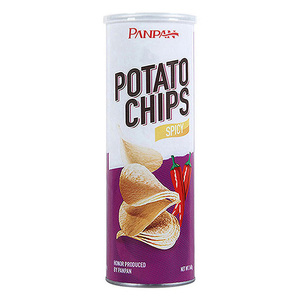 Panpan new vacuum fried potato chips