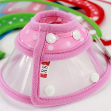 Soft Elizabeth Circle Protective Pet Collar