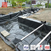 2mm HDPE fish pond liner with geomembrane welding machine