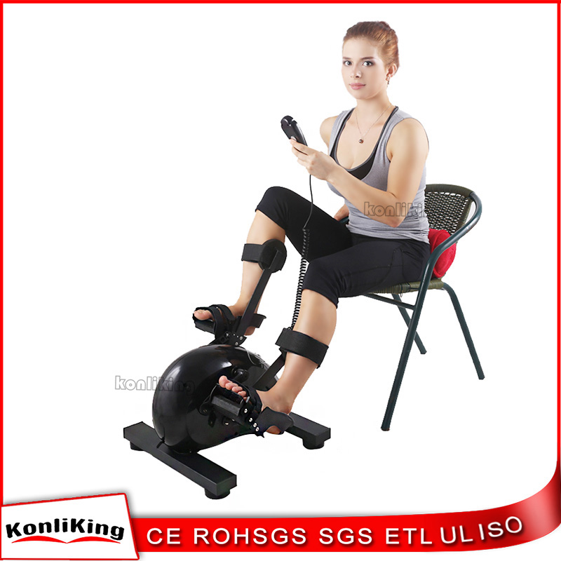 Factory Pedal Exercise Bike Mini Cycle Fitness Indoor Gym Bicycle Cardio Legs Workout mini exercise cycle