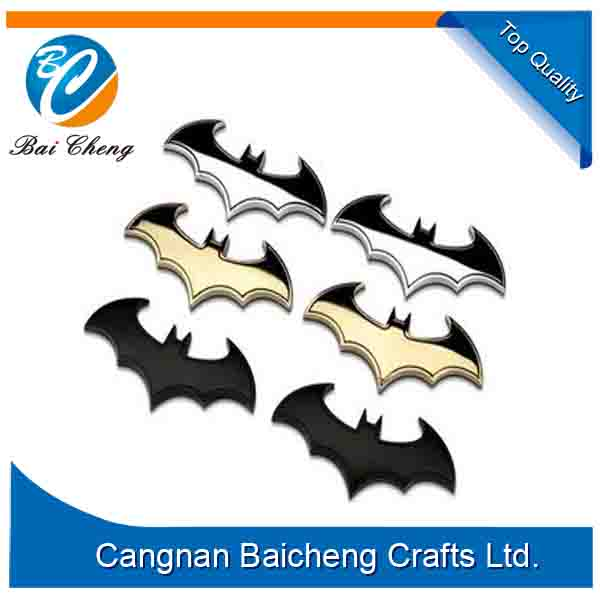 BaiCheng decoration custom metal car emblem